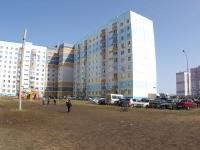 Kazan, Rashid Vagapov st, house 27. Apartment house