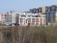 Kazan, Zakiev st, house 14. office building