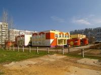 Kazan, nursery school №408, Жемчужина, комбинированного вида, Zakiev st, house 33