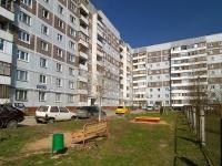 Kazan, Zakiev st, house 37Б. Apartment house