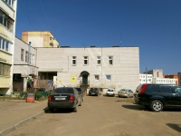 neighbour house: st. Zakiev, house 41А. multi-purpose building
