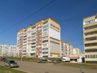 neighbour house: st. Zakiev, house 41. Apartment house