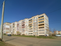 neighbour house: st. Zakiev, house 43. Apartment house