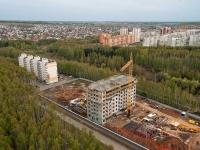 Казань, улица Закиева, дом 14/СТР. строящееся здание