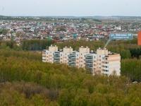 Казань, улица Закиева, дом 24. многоквартирный дом