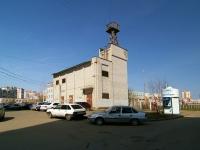 Kazan, Zakiev st, service building