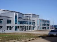Казань, улица Джаудата Файзи, дом 2А. спортивный комплекс Центр бокса и настольного тенниса