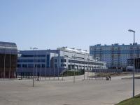 Казань, спортивный комплекс Центр бокса и настольного тенниса, улица Джаудата Файзи, дом 2А