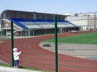 "Kazan, sport stadium ""Мирас"", Dzhaudat Fayzi st, house 4"
