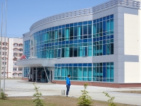 "Kazan, sport center ""Мирас"", Dzhaudat Fayzi st, house 6"
