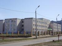 Казань, школа №175, улица Джаудата Файзи, дом 8А