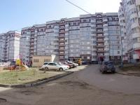 Казань, улица Джаудата Файзи, дом 10А. многоквартирный дом