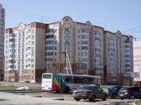 neighbour house: st. Dzhaudat Fayzi, house 11. Apartment house