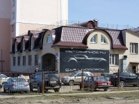 neighbour house: st. Dzhaudat Fayzi, house 14А. office building
