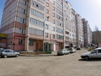 Kazan, Dzhaudat Fayzi st, house 15. Apartment house