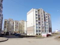 Казань, улица Мамадышский тракт, дом 10. многоквартирный дом