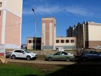 Казань, улица Джаудата Файзи. хозяйственный корпус