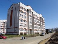 Казань, улица Туганлык, дом 3. многоквартирный дом