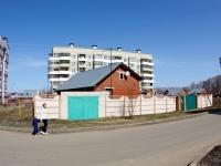 Казань, улица Туганлык, дом 5. индивидуальный дом