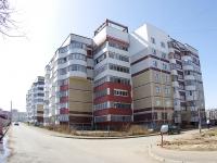 Казань, улица Туганлык, дом 12. многоквартирный дом