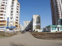 Kazan, Khaydar Bigichev st, house 3. Apartment house