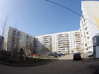 neighbour house: st. Khaydar Bigichev, house 4. Apartment house
