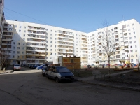 Kazan, Khaydar Bigichev st, house 4. Apartment house