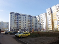 Kazan, Khaydar Bigichev st, house 10. Apartment house
