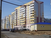 neighbour house: st. Khaydar Bigichev, house 13А. Apartment house