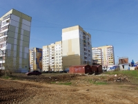 neighbour house: st. Khaydar Bigichev, house 16. Apartment house