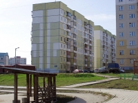 neighbour house: st. Khaydar Bigichev, house 18. Apartment house