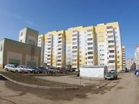 喀山市, Khaydar Bigichev st, 房屋 22. 公寓楼