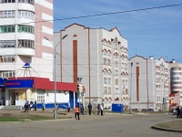 neighbour house: st. Khaydar Bigichev, house 23. Apartment house
