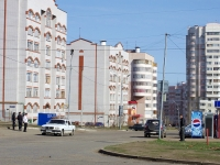 neighbour house: st. Khaydar Bigichev, house 25. Apartment house