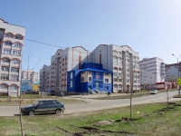 Kazan, Khaydar Bigichev st, house 28. Apartment house
