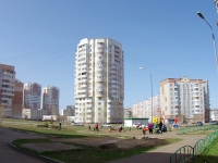 neighbour house: st. Khaydar Bigichev, house 29. Apartment house