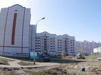 Казань, улица Хайдара Бигичева, дом 31. многоквартирный дом