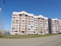 neighbour house: st. Khaydar Bigichev, house 33. Apartment house