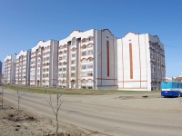 neighbour house: st. Khaydar Bigichev, house 35. Apartment house