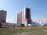 Казань, улица Чингиза Айтматова, дом 1. многоквартирный дом