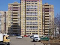 Казань, улица Чингиза Айтматова, дом 6. многоквартирный дом