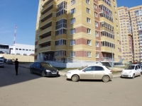 Kazan, Chingiz Aytmatov st, house 6. Apartment house