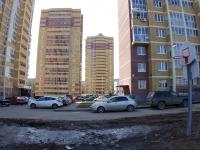 Казань, улица Чингиза Айтматова, дом 8. многоквартирный дом
