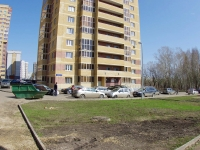 Kazan, Chingiz Aytmatov st, house 10. Apartment house