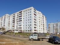 Казань, улица Ноксинский Спуск, дом 1. многоквартирный дом