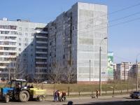 Казань, улица Ноксинский Спуск, дом 5. многоквартирный дом