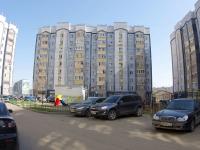 Казань, улица Ноксинский Спуск, дом 8В. многоквартирный дом