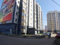 Казань, улица Ноксинский Спуск, дом 8. многоквартирный дом