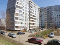 Казань, улица Ноксинский Спуск, дом 15. многоквартирный дом