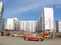 Казань, улица Ноксинский Спуск, дом 20/3. многоквартирный дом